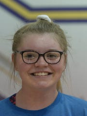 Taylor Kelley, Hagerstown High School volleyball