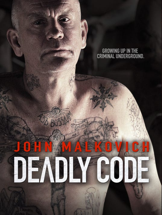 Deadly Code cover