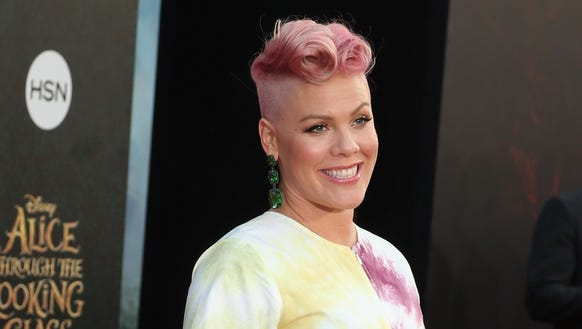Good news for Pink fans.