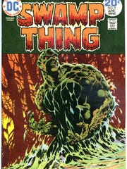 """Bernie Wrightson's art made """"Swamp Thing"""" instantly"""
