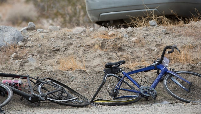 Two cyclists participating in the 2018 Tour de Palm Springs were struck by a vehicle speeding on Dillon Road near the intersection with 30th Avenue. One of the cyclists was pronounced dead at the seen while the other cyclist was airlifted to Desert Regional Hospital in Palm Springs, California on February 10, 2018. The driver was also taken to Desert Regional Hospital via ambulance.