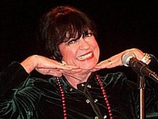 JoAnne Worley, still bringing the laughs in