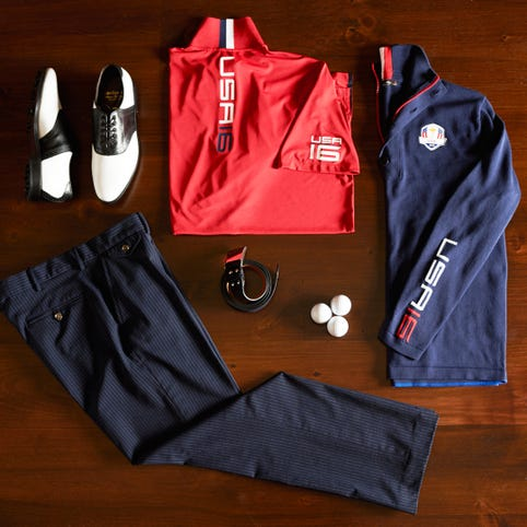 Ryder Cup uniforms -- best and worst for the Americans