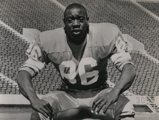Fred Carr, a 6-foot-5, 238-pound linebacker from Texas-El