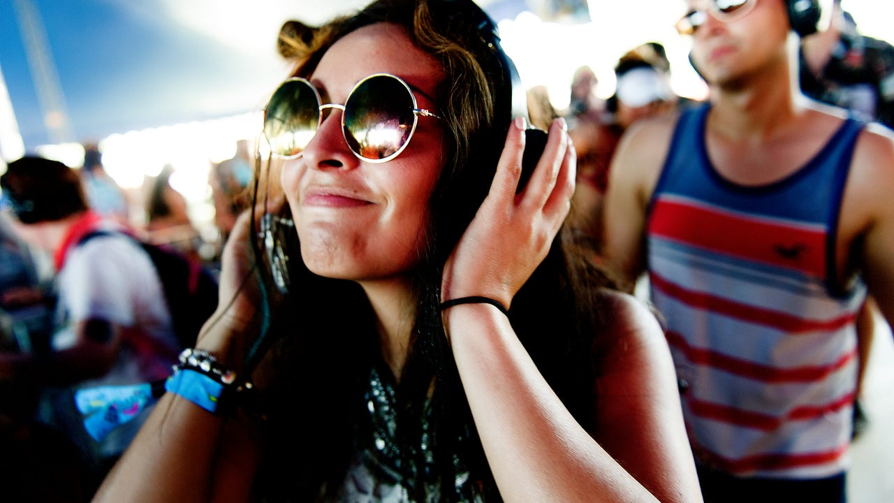 All about the Silent Disco happening at Bonnaroo