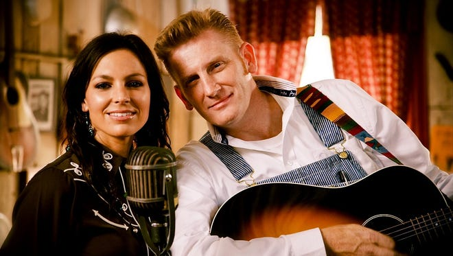 """Joey and Rory Feek recorded a version of Townes Van Zandt's """"If I Needed You"""" in 2014."""