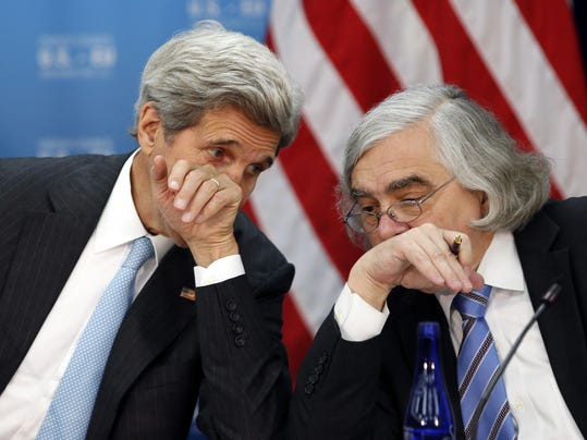 John Kerry,Ernest Moniz