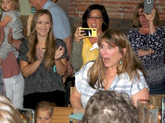 Teacher Meg Feicht is surprised by parents who raised