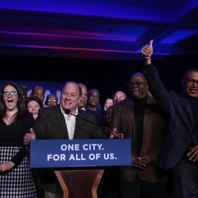 Henderson: Will Mike Duggan run for governor?