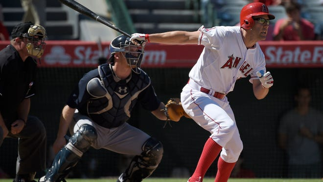 David Murphy, who split last season with the Cleveland Indians and Los Angeles Angels, is 3-for-19 since joining the Rochester Red Wings.