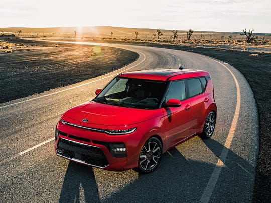 For 2020 Kia freshens the Soul's looks while retaining