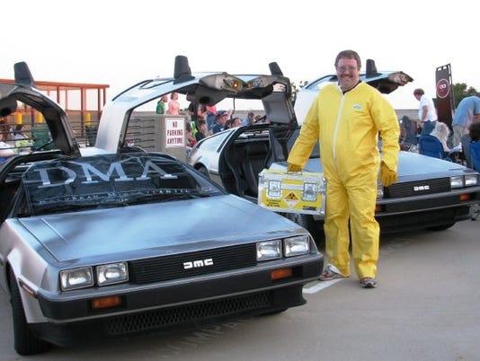 DeLorean guy