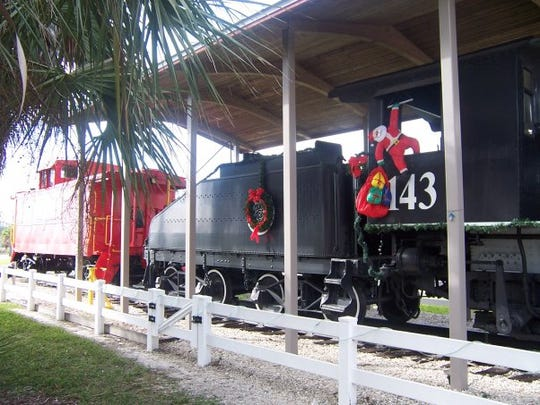 The Holiday Express runs daily - except for Christmas Eve night and Chistmas Day -  through Dec. 30.