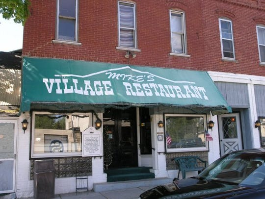 Mike's Village Restaurant, a mainstay in downtown Dimondale