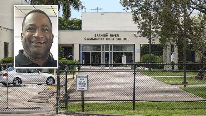 Palm Beach County School Board members Wednesday listened to voicemails from people all over the country, many of whom were disgusted by the reinstatement of former Spanish River High Principal William Latson, whose Holocaust remarks sparked national outrage.