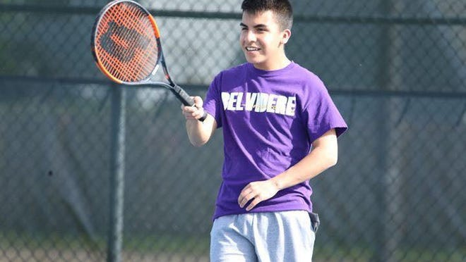 Belvidere's Alvaro Mancillas missed out on his senior tennis season because of the novel coronavirus. He's featured in our final Senior Spotlight (During a Pandemic).