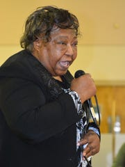 Mother Mary Nesbit of Fire Baptized Holiness Church of the Americas.