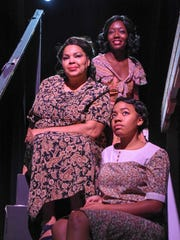 """Black Theatre Troupe's """"Seven Guitars"""" features (from"""