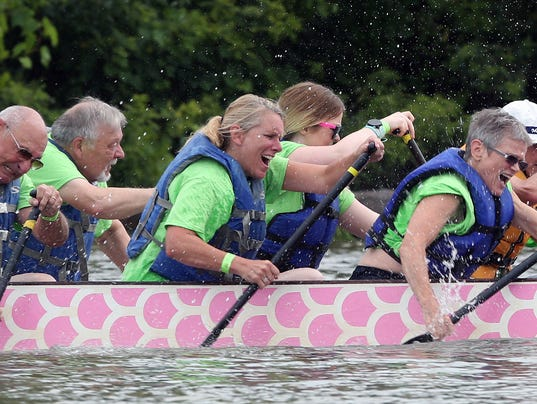 DUTCHESS DRAGON BOAT RACE