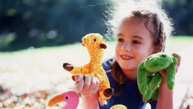 It was believed Beanie Babies would be a good investment at the time.
