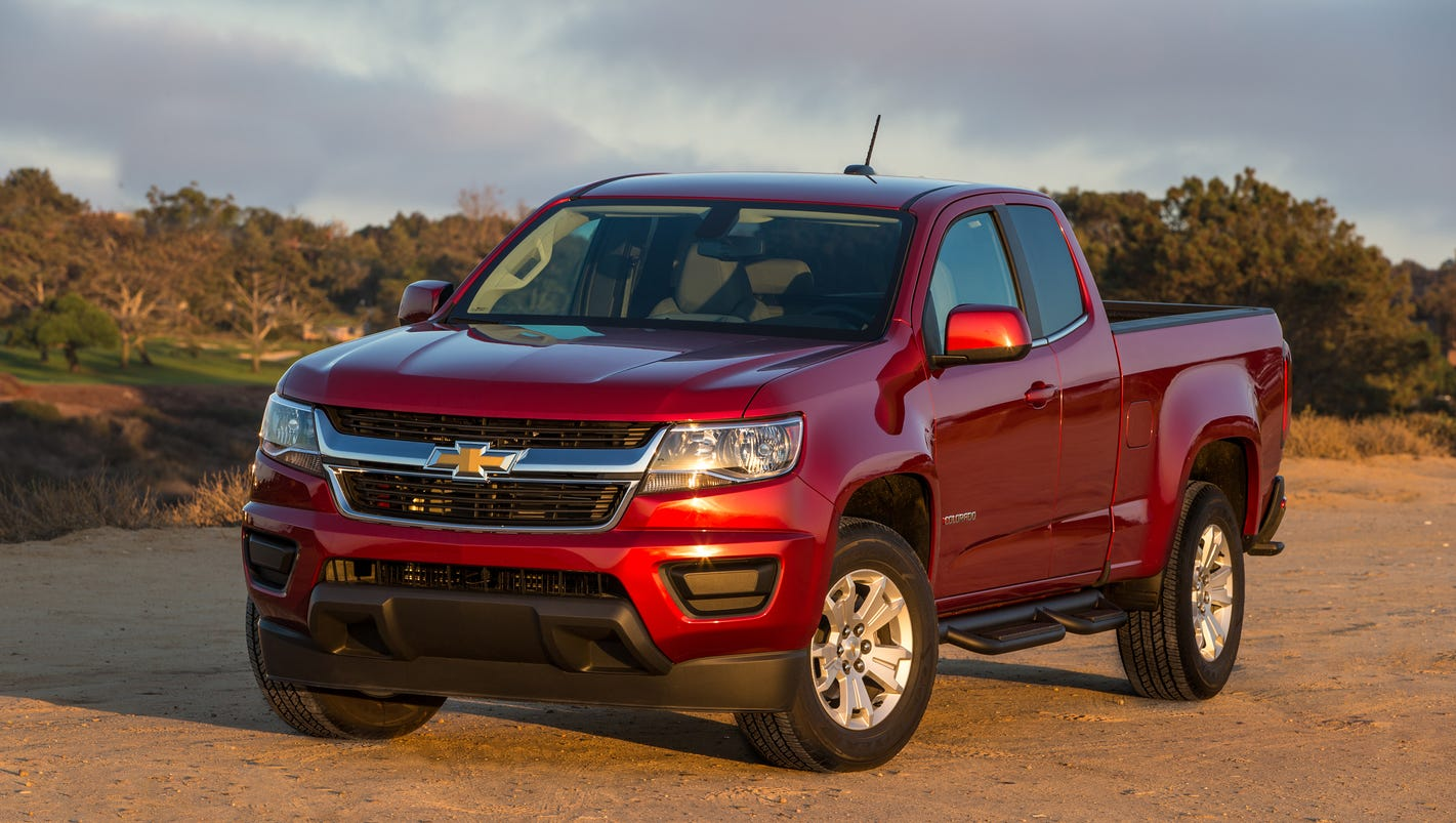 2015 chevy colorado z71 4wd pickup challenges the big boys. Black Bedroom Furniture Sets. Home Design Ideas