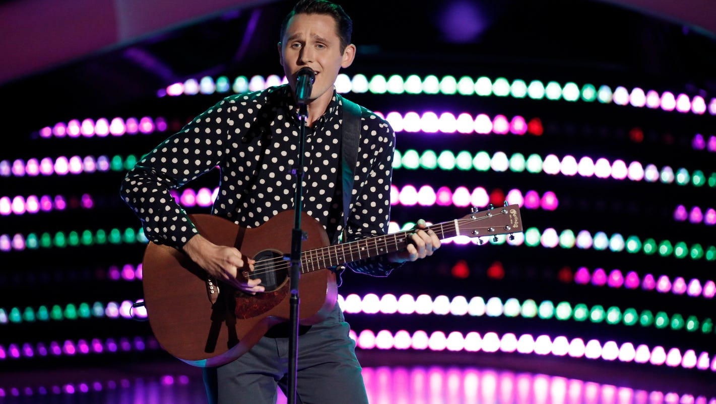 Colonia Musician Chooses Team Adam On The Voice