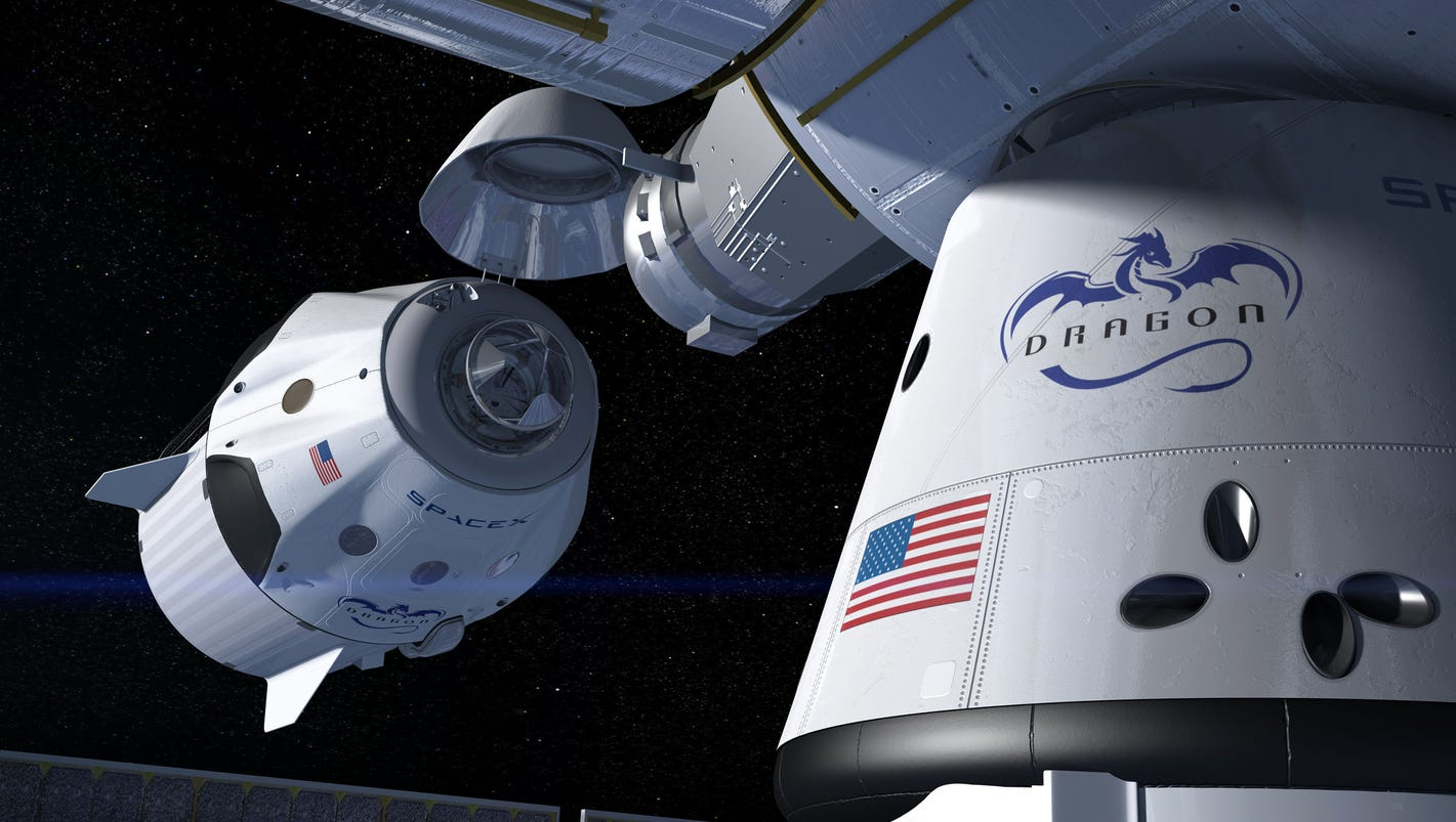 nasa 2018 spacex usa