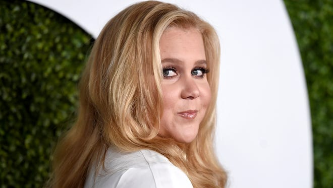 Amy Schumer spoke her mind fearlessly this year.