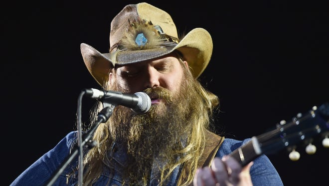 Musician Chris Stapleton will co-headline Summerfest on July 2 with Alabama Shakes.