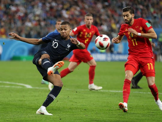 Francia se medirá el domingo al ganador del Inglaterra-Croacia