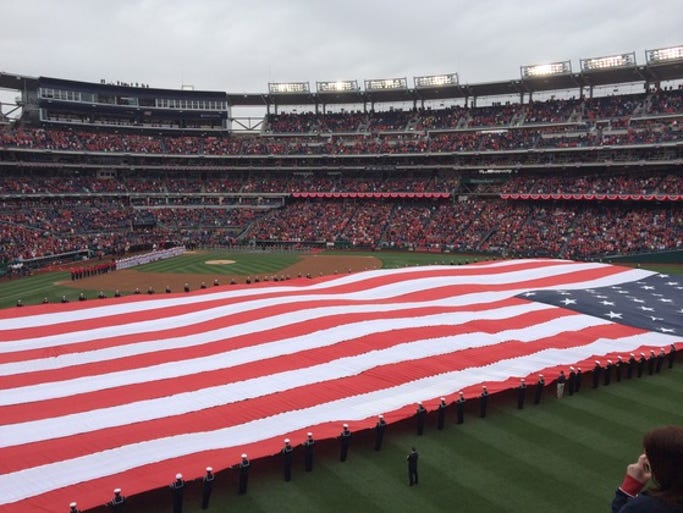 What's your home team? Your Take contributors shared their best shots of the ballpark with us, from diamonds across the USA.