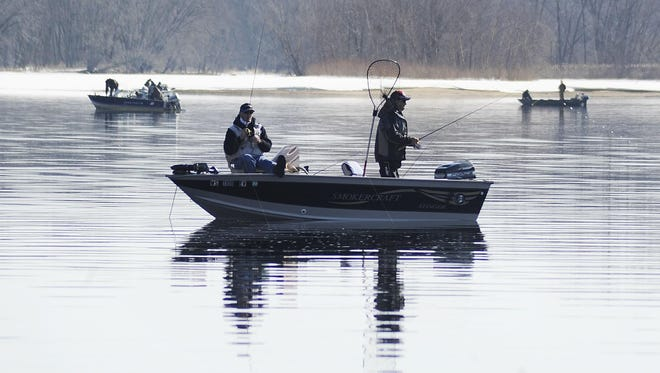 """""""Wisconsin agencies warn at-risk residents, such as children and most women, not to consume too much fish caught in Wisconsin because they are contaminated with mercury. Some species of Wisconsin fish should not be eaten at all. Coal-fired power plants, by the way, are the largest source of mercury."""""""