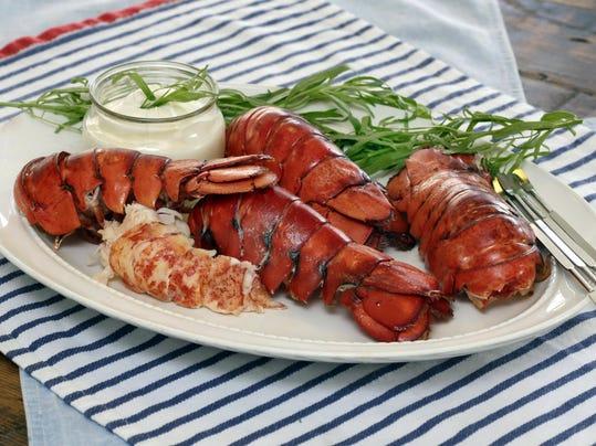 Food American Table Lobster