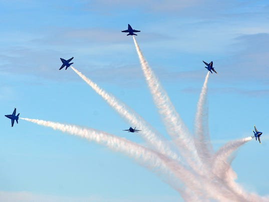 Blue Angels Saturday 2
