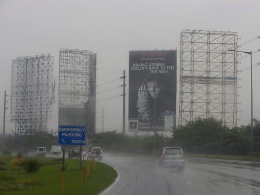 EPA EPASELECT PHILIPPINES TYPHOON KOPPU WEA WARNINGS PHL