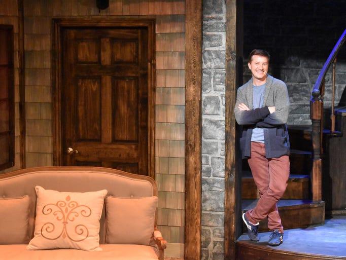 Brian McDonald stars in theRubicon Theatre Company's