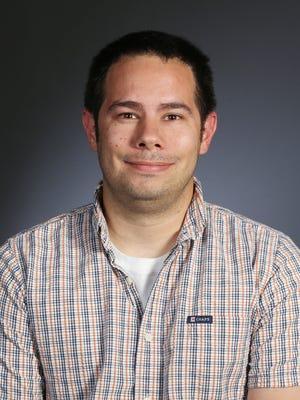 Desert Sun reporter Brett Kelman