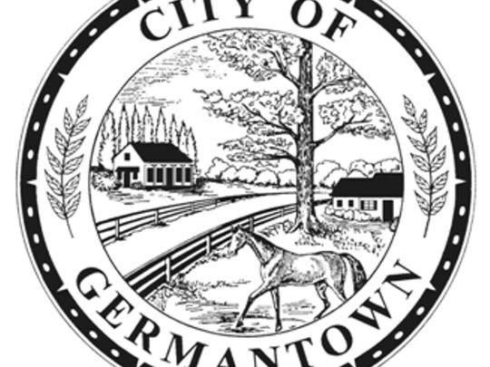 City of Germantown logo