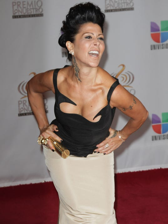Premio Lo Nuestro a La Musica Latina - Arrivals