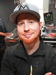Nick Saligoe, aka DJ Metrognome, along with his business