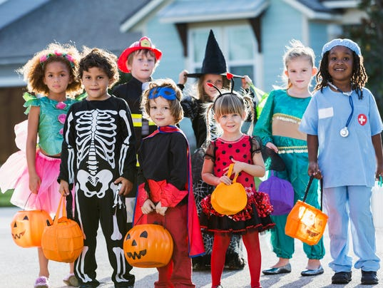 Halloween events for kids in Southwest Florida