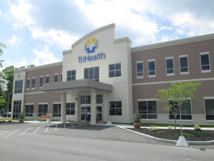 TriHealth Medical Office Building, 7777 Beechmont Ave., won second place in the commercial category in the Anderson Township beautification program.