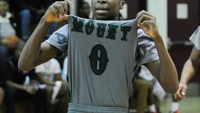 Raheim Burnett will lead third-ranked Mount Pleasant against American History of Newark, N.J., next Monday at the Concord Classic boys basketball showcase.