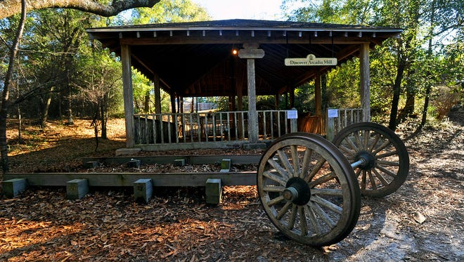 Gov. Rick Scott's vetoes would kill funding to the University of West Florida's Arcadia Mill Archaeological Site. UWF President Martha Saunders spoke about the impact on June 6, 2017.