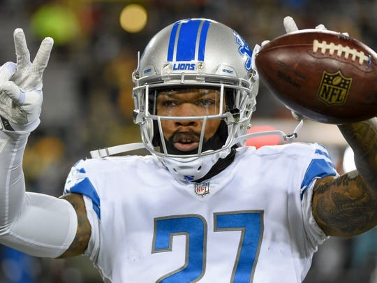 16. Lions safety Glover Quin: $15 million