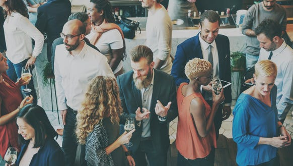 Let's talk networking! Reaching out to your people