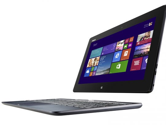 The Asus Transformer Book T100.