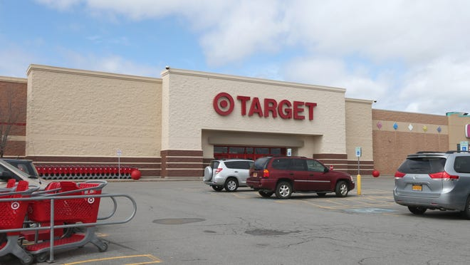 The Target store in Henrietta Monday, April 20, 2015.