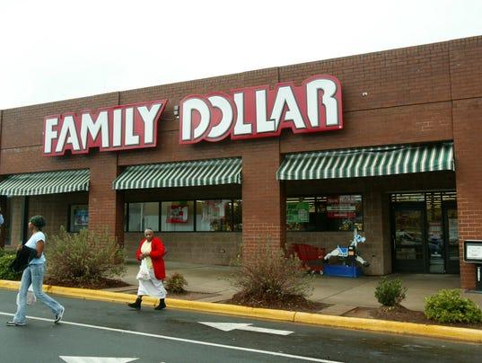Dollar Tree-Family Dollar