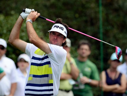2014-04-11 friday augusta masters bubba driver